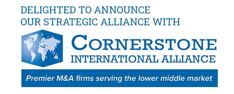 cornerstone international alliance in india